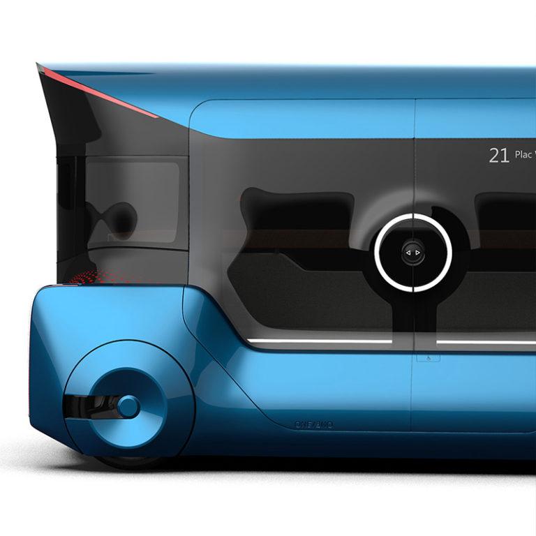 Autonomous Bus Design