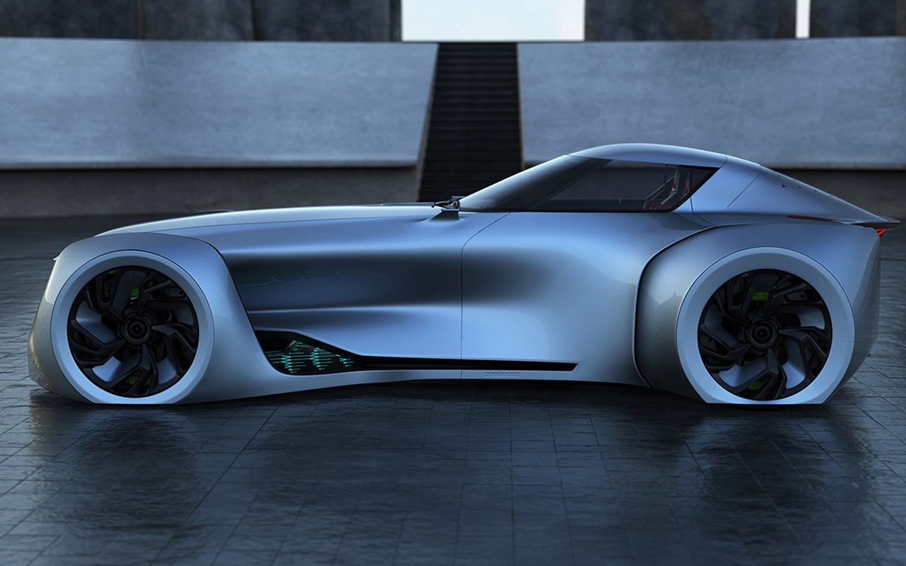 Donkervoort Car Design by One One Lab