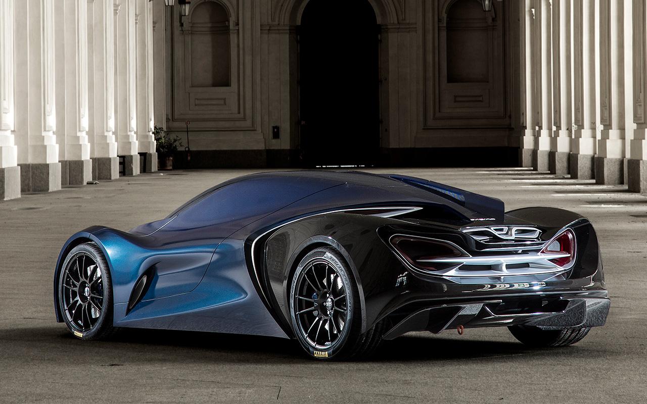 Syrma Concept Car Design by One One Lab Design Studio