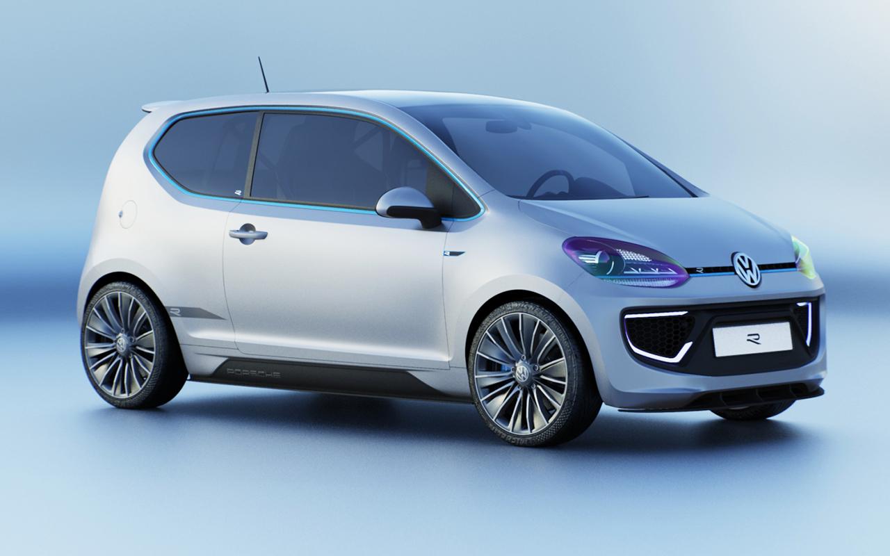VW Car Design by One One Lab Design Studio